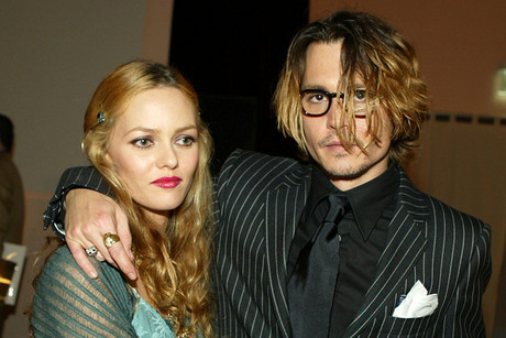 Vanessa Paradis and Johnny Depp (Getty)