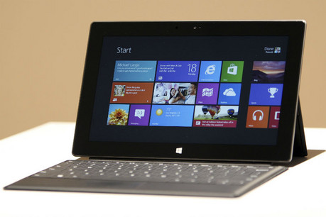 Microsoft Surface tablet computer (Reuters)