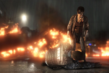 Beyond: Two Souls screenshot