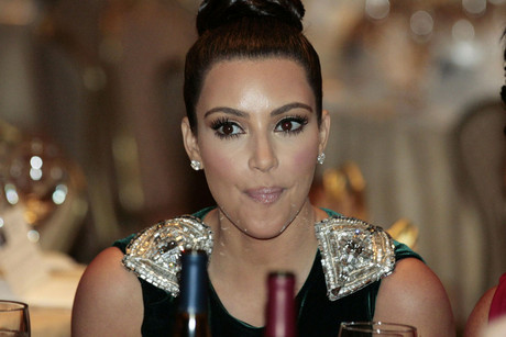 Kim Kardashian (Reuters)
