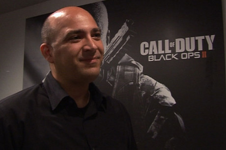 Daniel Suarez, VP of Production at Treyarch