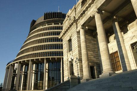 The Government's asset sales legislation has passed its committee stage in Parliament (file)