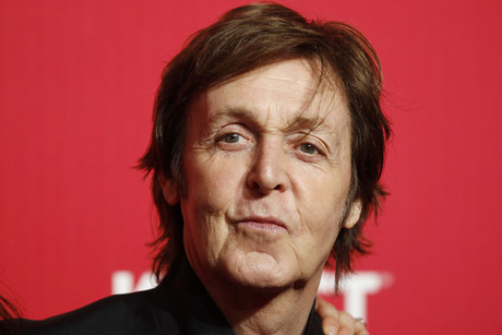 A candid recording of Paul McCartney is among the conversations (Reuters)