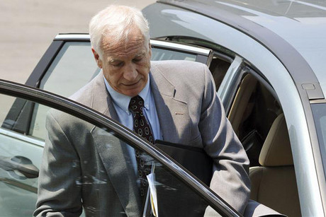 Former Penn State assistant football coach Jerry Sandusky (Reuters)