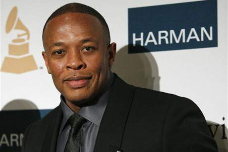 Rapper Dr Dre  (Photo: Reuters)
