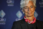 International Monetary Fund (IMF) Managing Director Christine Lagarde (Reuters)