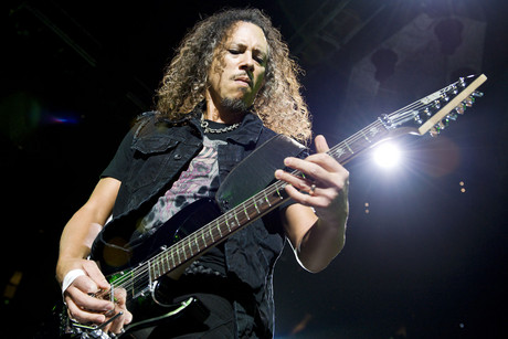Metallica guitarist Kirk Hammett (WENN.com)