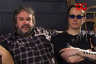 Peter Jackson and Damien Echols