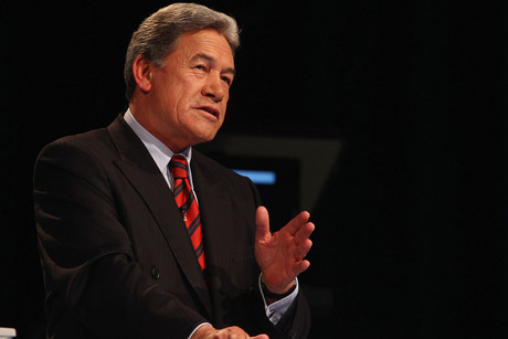 New Zealand First leader Winston Peters says he's committed to buying back the assets as soon as possible (Photo: AAP)