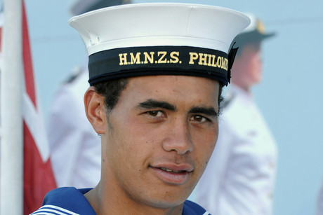 William Paratini Delamere  (Photo: NZ Defence Force)