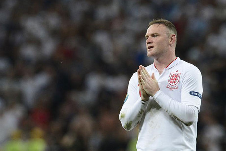 Will prayer be needed for Wayne Rooney and England to advance to the semi-finals? (Reuters file)