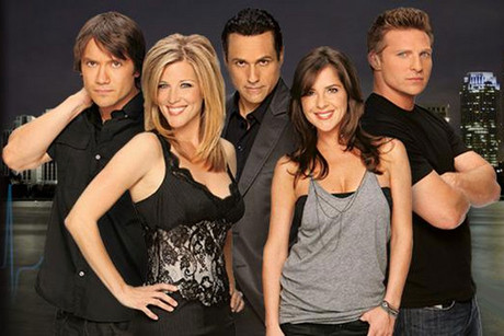 The cast of General Hospital