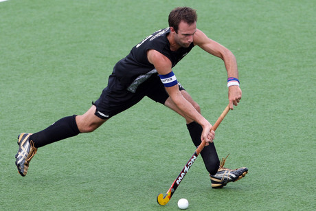 Ryan Archibald scored first for the Black Sticks (Photosport file)