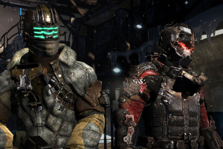 Still from Dead Space 3