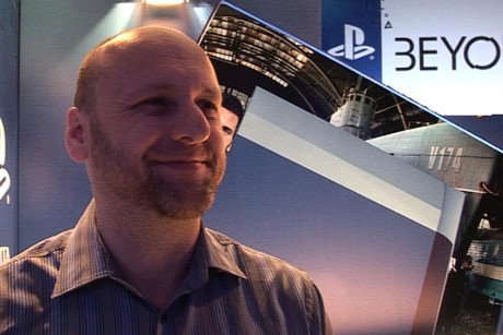 Beyond: Two Souls director David Cage