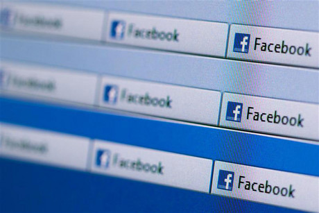 Facebook users can now state on the site if they wish to become an organ donor (file)