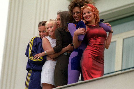 The Spice Girls in 1997 (Reuters)