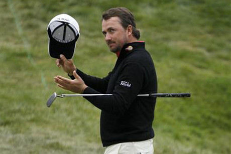 World number 11 Graeme McDowell (Reuters file)