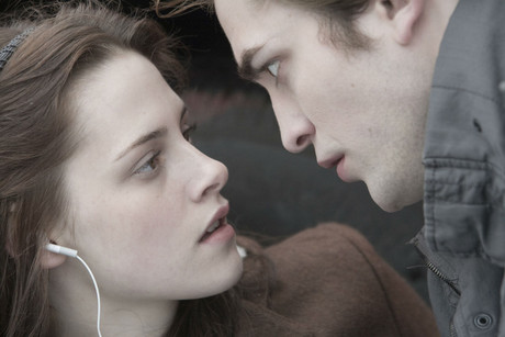Scene from one of the Twilight films