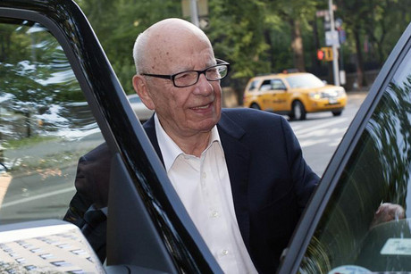 News Corp Chief Executive and Chairman Rupert Murdoch (Reuters)
