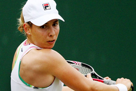 New Zealand's No.1 tennis player Marina Erakovic (file pic)