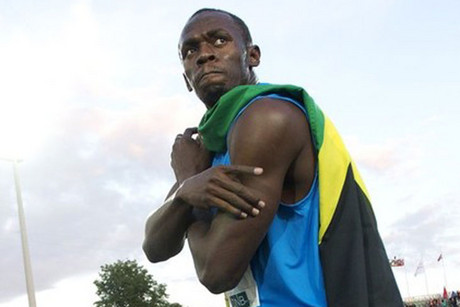The fastest man in the World - Usian Bolt
