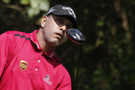 India's Jeev Milkha Singh (Reuters)