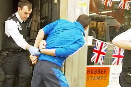 The operation was targetting pickpockets, bag-snatchers and burglars 