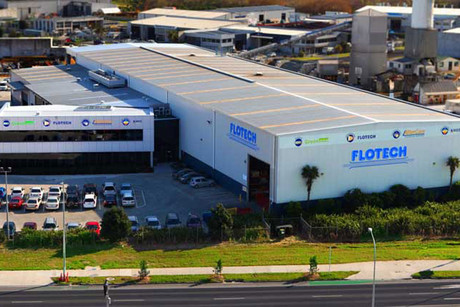 The union says Flotech is keeping design work in New Zealand (Photo: Flotech)