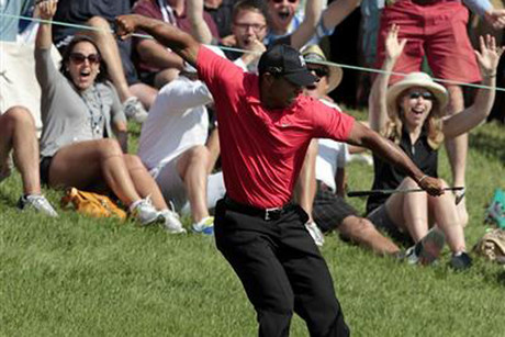 Tiger Woods (Reuters)