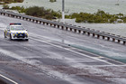 The NZTA warns of possible flooding on Auckland motorways (file pic)