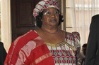 The President of Malawi Joyce Banda (Reuters)