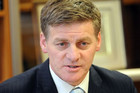 Finance Minister Bill English  (file pic)