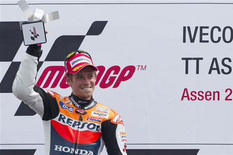 Casey Stoner (Reuters)
