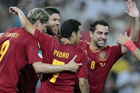 Will Spain be celebrating after the final whistle?