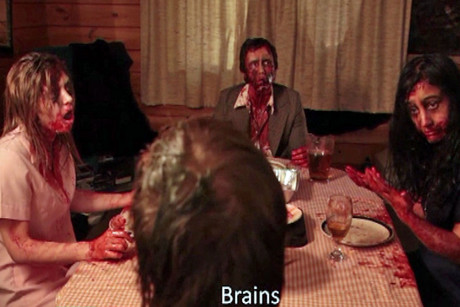 "Titled Brains?, the horror-comedy enthralled the judges who called it ""hilarious"" and ""surprisingly touching"""