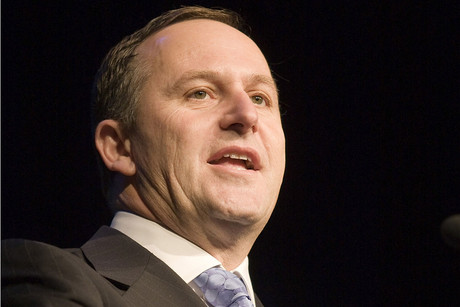 Prime Minister John Key said yesterday the council's case had no merit because no one owned water (file)