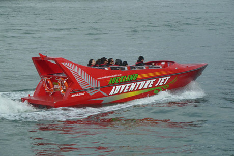 Jet boat drivers will need to hold a new driving licence, as part of an overhaul of adventure tourism safety (file)