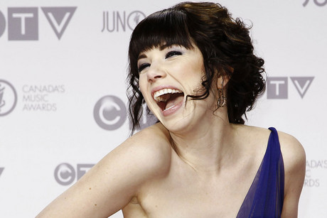 Carly Rae Jepsen (Reuters)