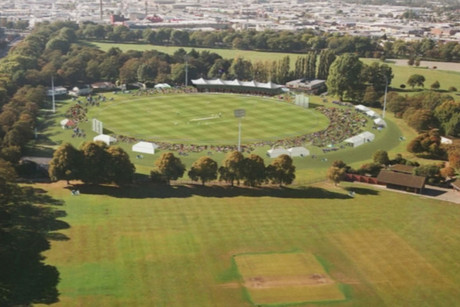 Sir Richard Hadlee is backing a proposal to upgrade Hagley Park