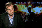 The Dark Knight Rises director Christopher Nolan
