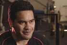 Warriors centre Konrad Hurrell