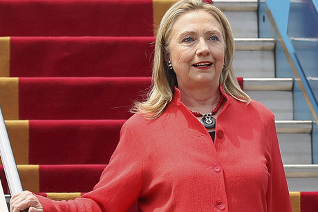 U.S. Secretary of State Hillary Clinton (Reuters)