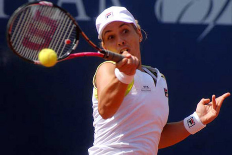 New Zealander Marina Erakovic (file pic)