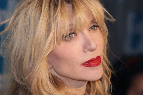 Courtney Love (AAP)