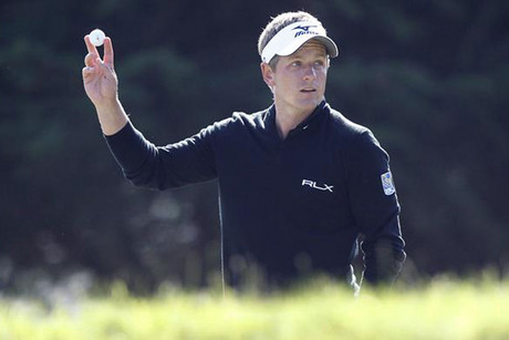 Luke Donald (Reuters)