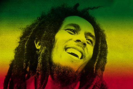 A Bob Marley documentary is playing at the New Zealand Film Festival