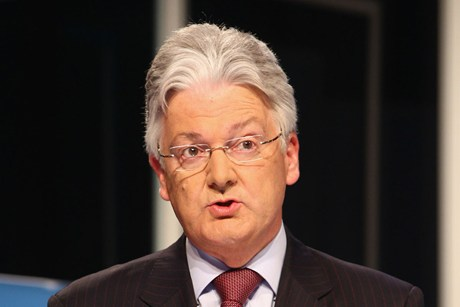 United Future leader Peter Dunne  (Photo: AAP)