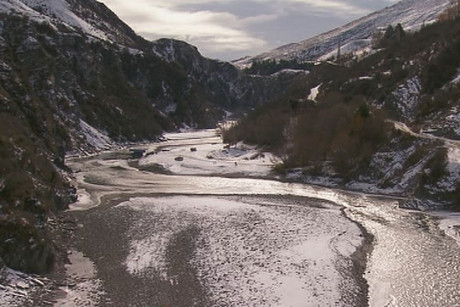 Central Otago has had 11 days of severe frost