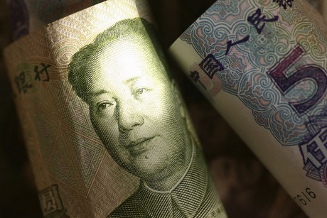 China will release its latest GDP figures today